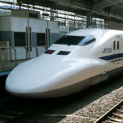 新幹線のあれこれ