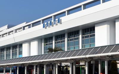 鹿児島空港の基本情報!アクセス方法や各種サービス、周辺の観光情報もご紹介