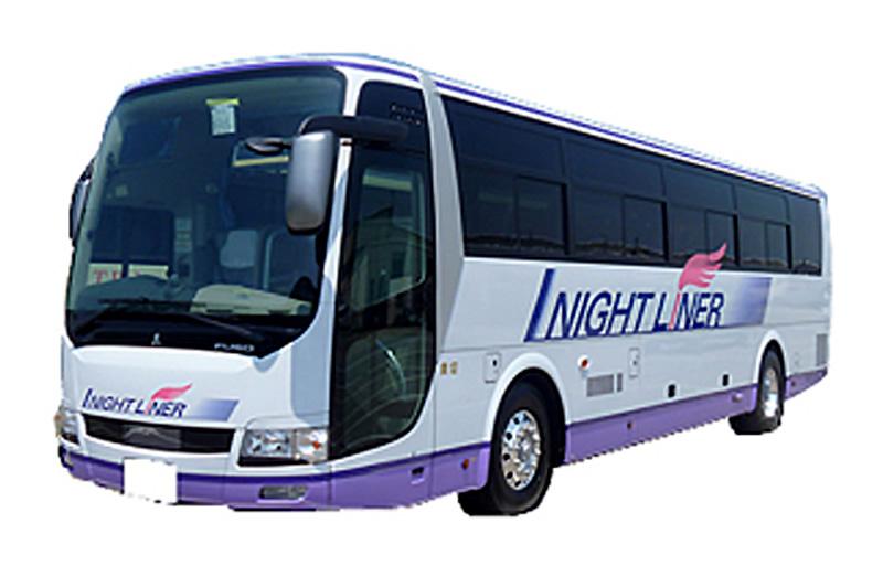 当日予約できる3列独立シートの東京-大阪間夜行バスなら「ナイトライナー」がおすすめ!