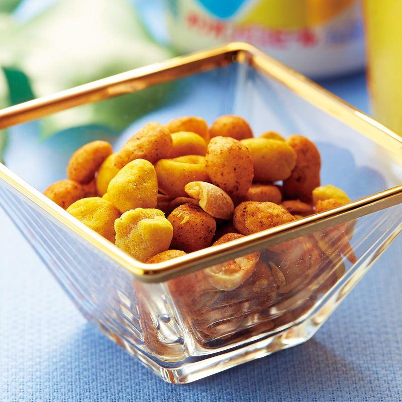 オリオンビアナッツはお取り寄せできるおすすめ沖縄土産です。