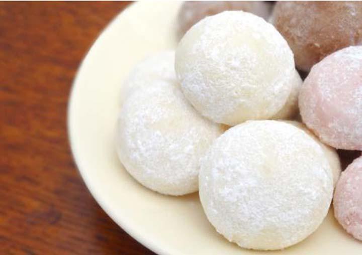 菓子処青柳「お米のさくほろクッキー にこにこまる」