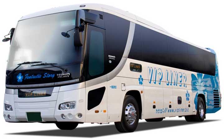 高速バス・夜行バス 東京-大阪のおすすめランキング 第2位は「VIP LINER(VIPライナー)」