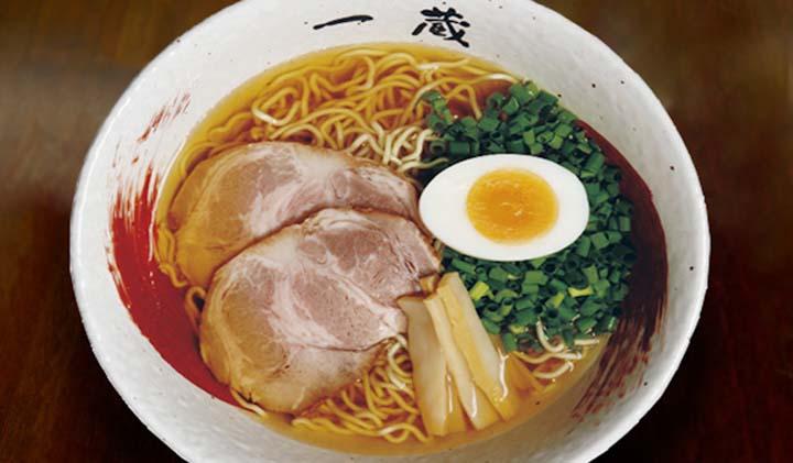 旭川ラーメンのおすすめ人気店「一蔵」