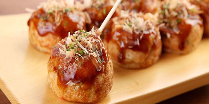大阪の「本当に美味しい」たこ焼きはここで食べられる!おすすめ5選!