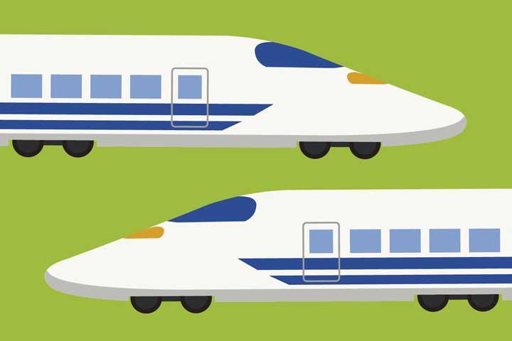 東京と名古屋の間を新幹線で移動するといくらかかる?