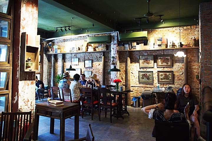 ダナンのカフェ「コンカフェ」はお洒落な空間でベトナムコーヒーを味わえる!