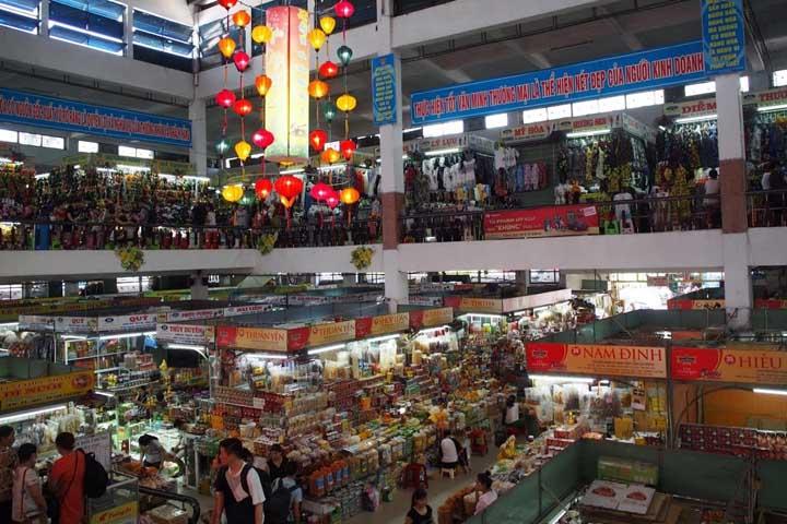 ダナンの観光スポット「ハン市場」でベトナムの生活感を体感!