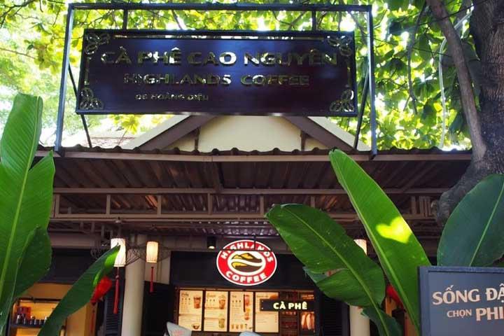 ダナンのカフェ「ハイランドコーヒー」はベトナム発祥の王道カフェチェーン!