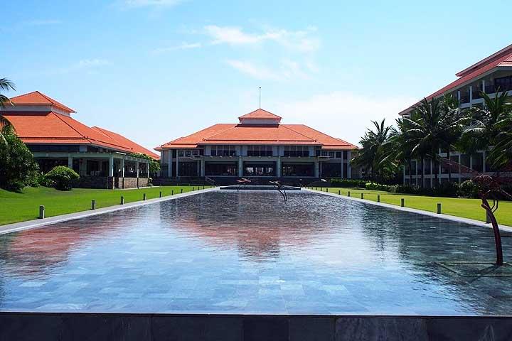 宿泊したホテルのプルマン・ダナン・ビーチ・リゾートをご紹介!