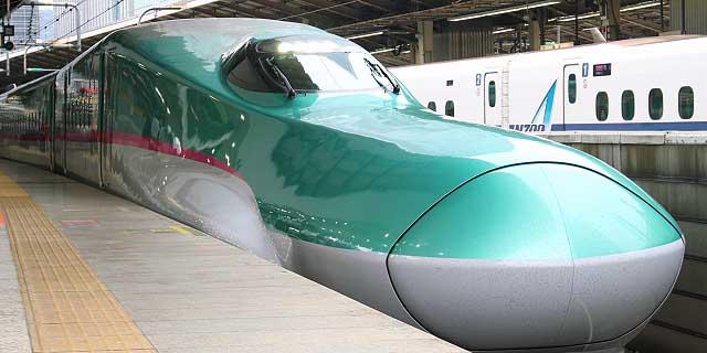 東北新幹線の基本データと特徴