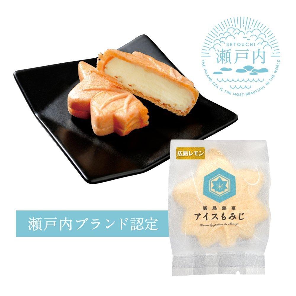 広島銘菓のアイスもみじはお取り寄せできる広島の人気おすすめ土産です。