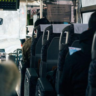 高速バス体験談