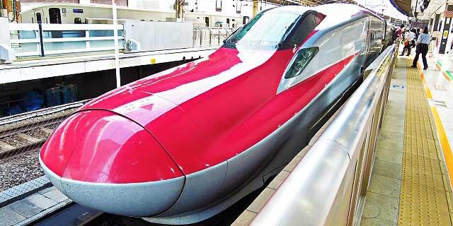 秋田新幹線の基本データと特徴