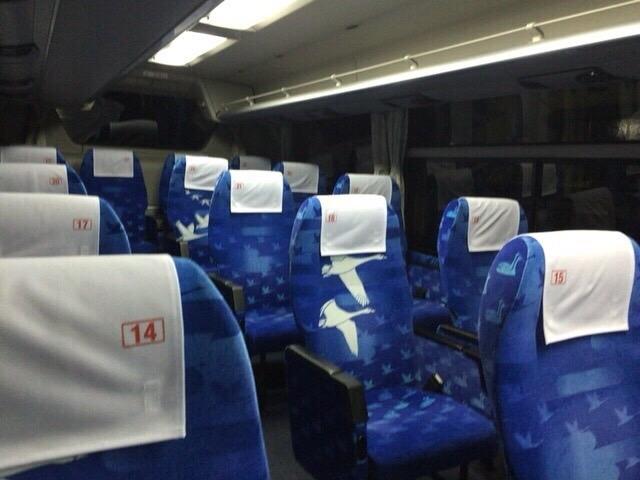 東京-大阪の夜行バスを安い料金で予約するためには「シートタイプは4列スタンダードを選ぶ!」