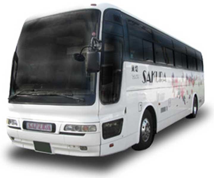 高速バス・夜行バス 東京-大阪のおすすめランキング 第3位は「さくら観光」
