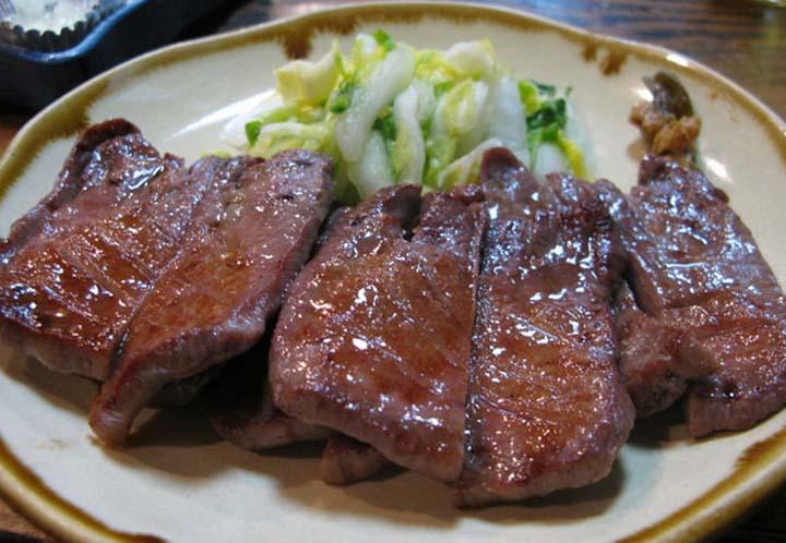 仙台のおすすめ人気牛タン店「たん焼 一隆本店」