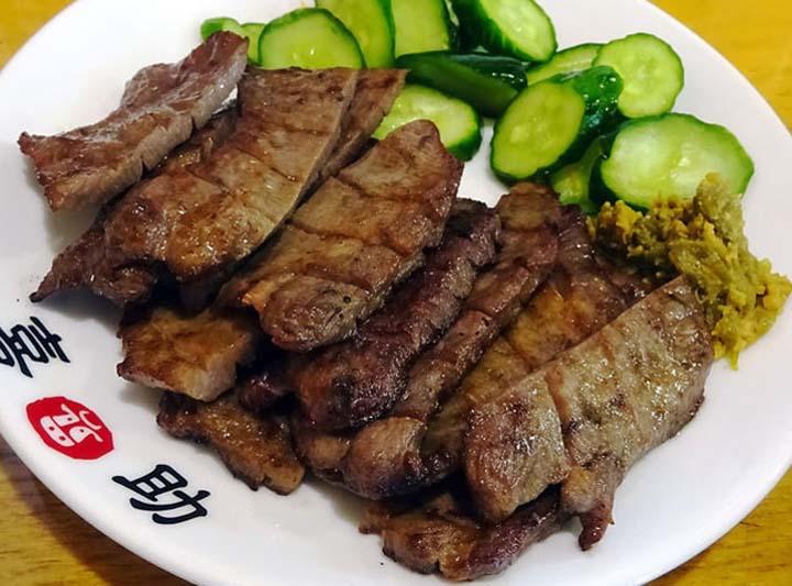 仙台のおすすめ人気牛タン店「味の牛たん 喜助」