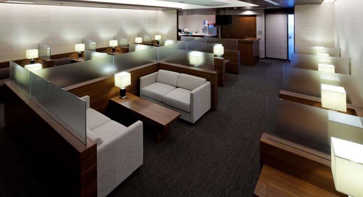 飛行機の旅をもっと贅沢にする空港ラウンジの使い方