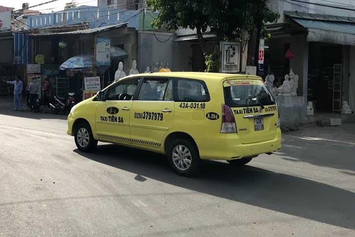 タクシーを利用する際には金額の表記に注意が必要!