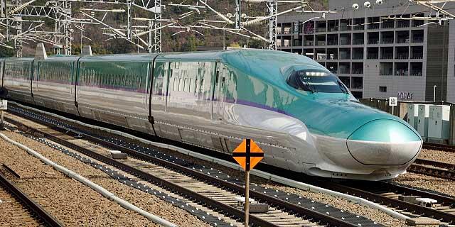 北海道新幹線の基本データと特徴